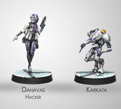 Danavas Hacker & Karkata Remote Ancillary Unit (AL) (2)