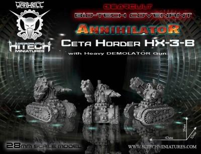 28 mm Annihilator Ceta Horder HX-3-B