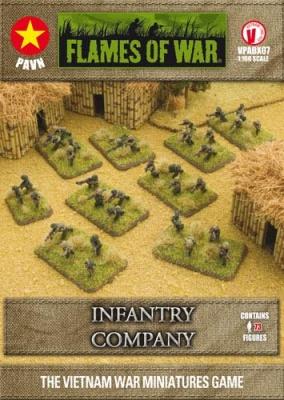 PAVN Infantry Company
