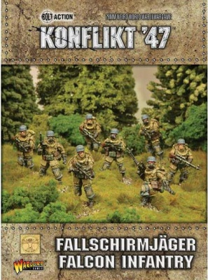 Fallschirmjager Falcon Infantry (8)