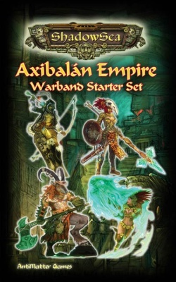 ShadowSea Axibalán Empire Warband Starter Set
