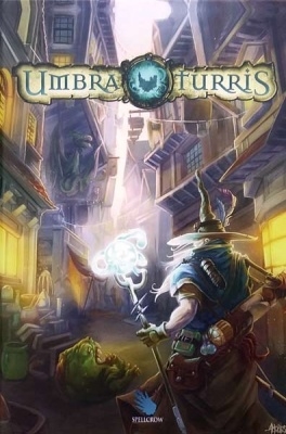 UMBRA TURRIS - Rulebook (Softcover)