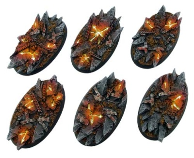 Chaos Bases, Ellipse 60mm (4)