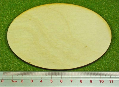 92x120mm, Large Oval Base (1)