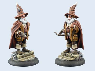 Discworld Miniature Mustrum Ridcully