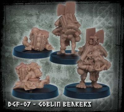 Goblin Bearers (2)