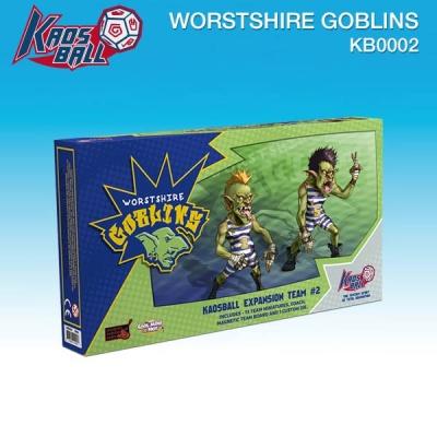 Kaos Ball:: Worstshire Goblins