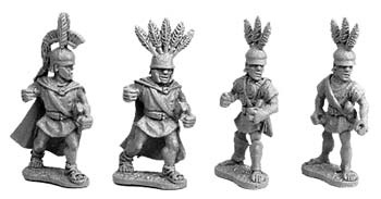 Campanian Hoplites (random 8 of 4 designs)