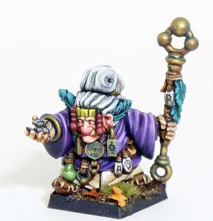 Wise dwarf