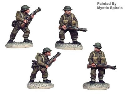 British Riflemen I (4)