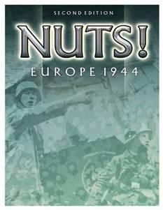 NUTS! - The Game of Man to Man Combat in WW 2 (2nd Edition)
