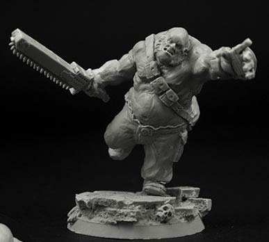 28mm SF Cossack Ogre #3 (1)
