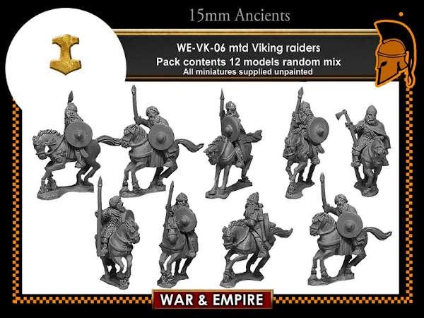 Viking - Mounted Raiders