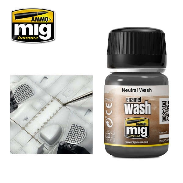Neurtral Wash (35ml)