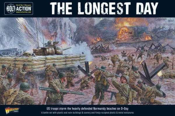 The Longest Day. D-Day Battle-Set