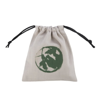 Legend of the 5 Rings Dice Bag: Mantis Clan