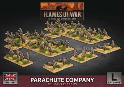 Parachute Company (96 figs)