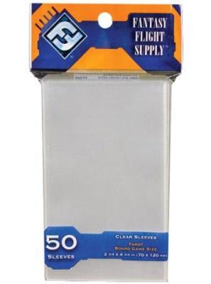 Orange Label: Tarot Card Game Sleeves (50)