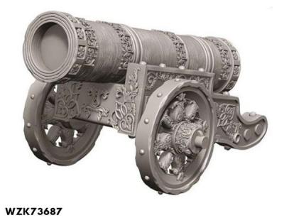 D&D: Large Cannon (1)