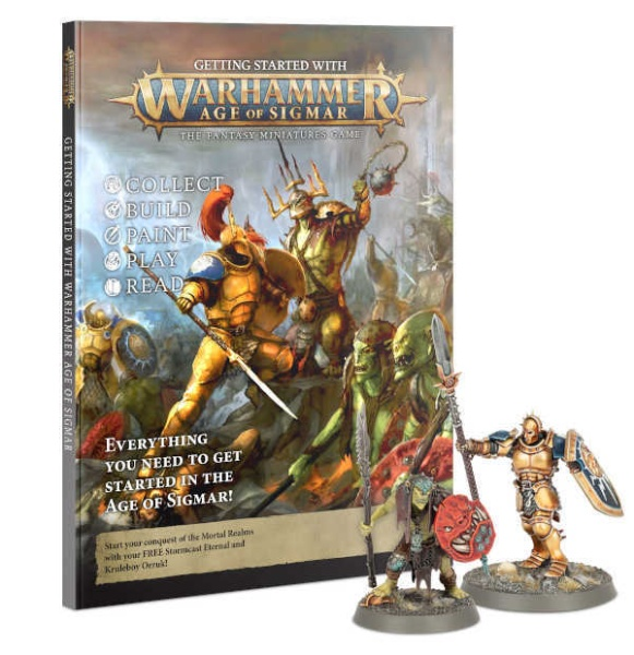 Getting Started with Age Of Sigmar ENGLISCH