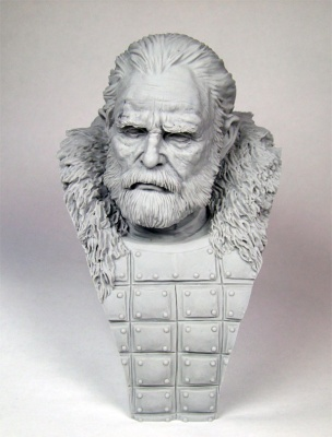 The Wall Series: The Crow BUST