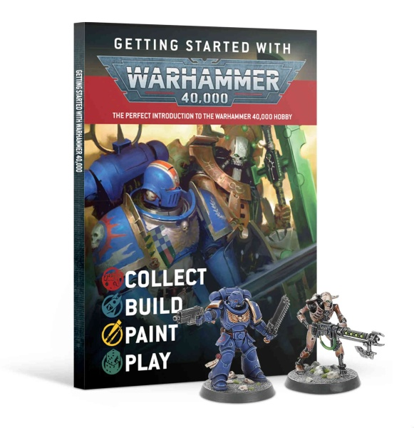 Getting Started with Warhammer 40.000 ENGLISCH