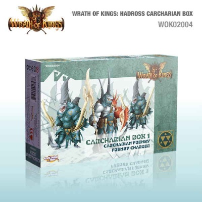 Hadross Carcharian Box
