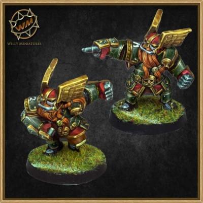Dwarf Blitzers (2)