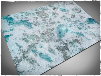 Game Mat - Frostgrave 4x4