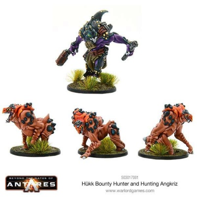 Hükk Bounty Hunter and Hunting Angkriz