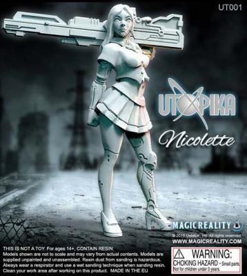Utopika - Nicolette