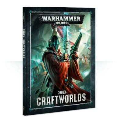 Codex Craftworlds (Eldar 2017)