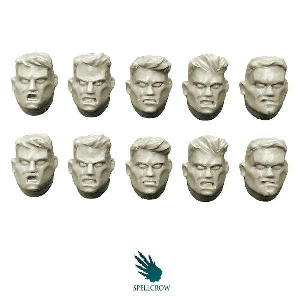 Human Heads (10)