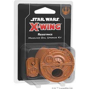 Star Wars: X-Wing 2.Ed. Resistance Maneuver Dial Up.