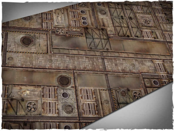 Game Mat - Imperial Sector 6x4