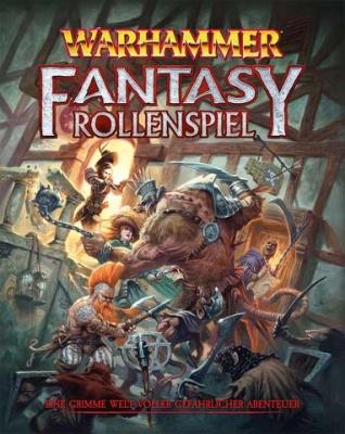 Warhammer Fantasy-Rollenspiel Regelwerk