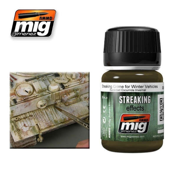 Streaking Grime For Winter Vehicles (35ml)