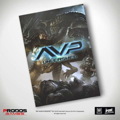 AvP The Hunt Begins - Unleashed (Engl.)