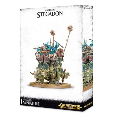 Stegadon/ Engine of Gods (MO)