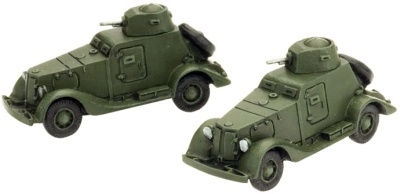 Armoured Car (2)
