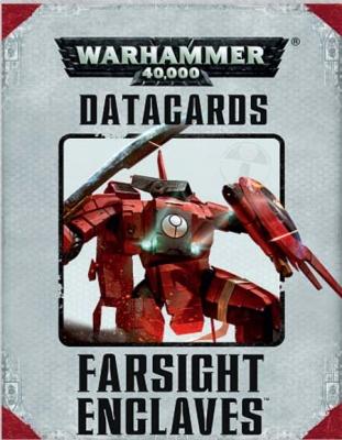 Warhammer-40.000-Datakarten: Farsight-Enklaven