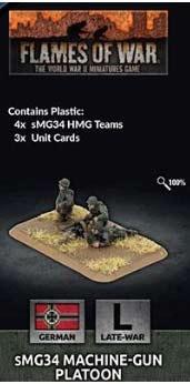 sMG34 Machine-gun Platoon (Plastic) (4)