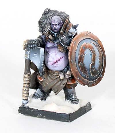 Barbarian Chieftain #2