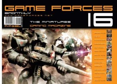 Gameforces #16 (englisch/spanisch)
