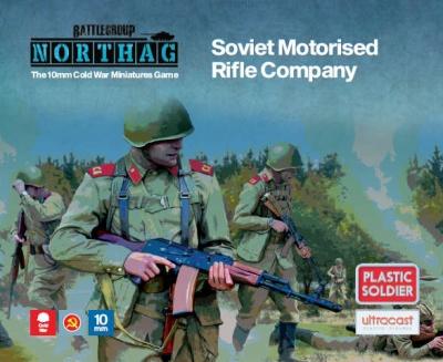 Northag Soviet Motorised Rifle Company
