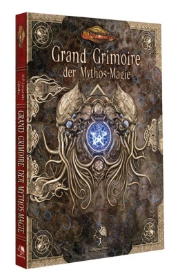 Cthulhu: Grand Grimoire (Hardcover)