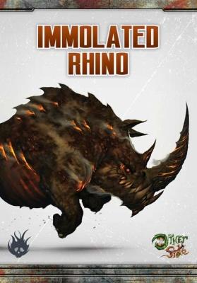 Immolated Rhino (1)