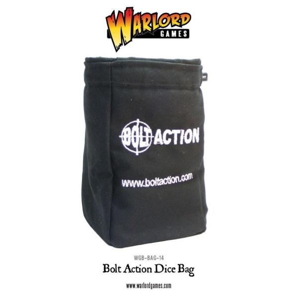 Bolt Action Dice Bag