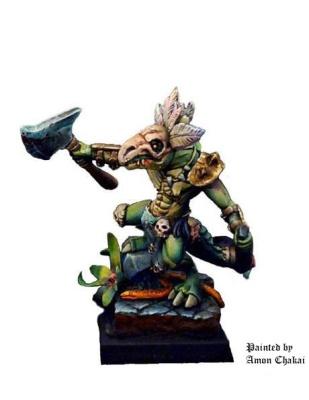 Dracantropii Warlord A (1)