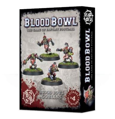 Blood Bowl: Goblins (4)